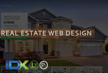 Real Estate IDX/MLS Web Design