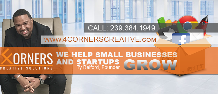 4 Corners Creative help small businesses and startups grow!