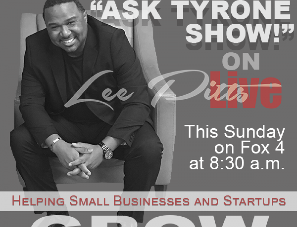 Ask Tyrone Show on Live Pitts Live