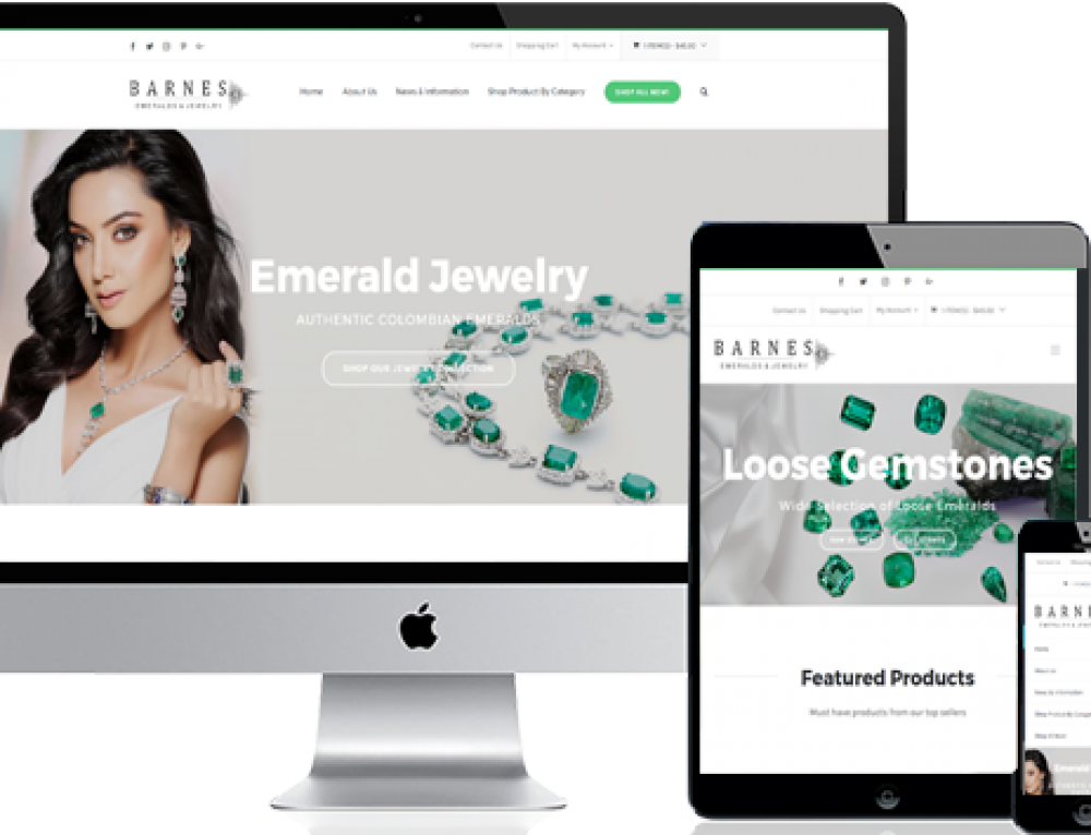 Barnes Emeralds & Jewelry