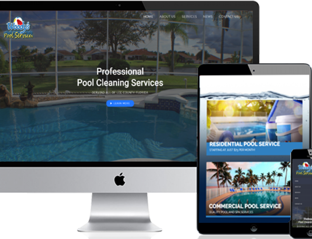 Woody's Pool Services