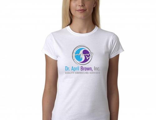 Dr. April Brown (Logo Design)