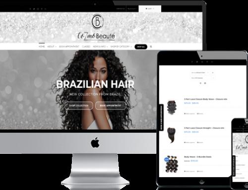 Cozmo Beaute' (Online Store)