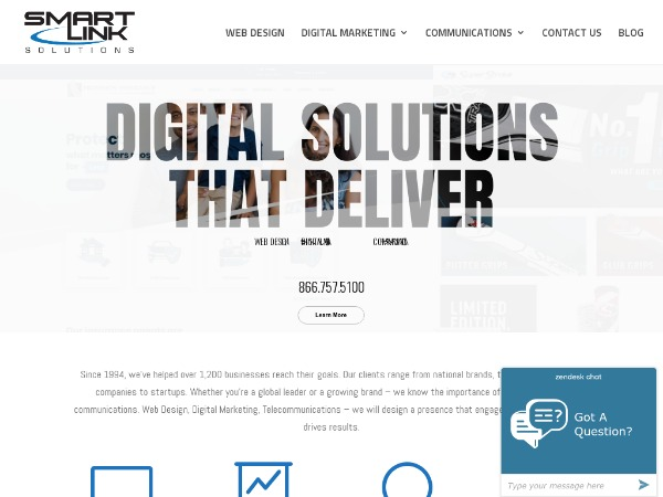Responsive Web Design | Michigan Web Design | Smart Link Solutions
